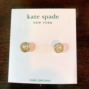 NWT! Kate Spade Reflecting Pool earrings